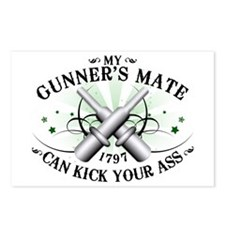 My Gunner's Mate Postcards (Package of 8)