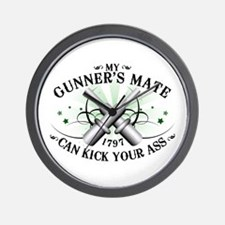 My Gunner's Mate Wall Clock