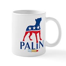 Sarah Palin Pit Bull Lipstick Mug