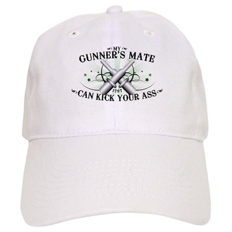 My Gunner's Mate Cap
