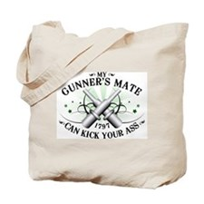 My Gunner's Mate Tote Bag