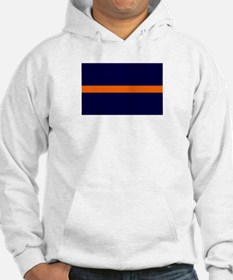 Auburn Thin Orange Line Hoodie