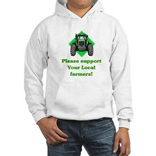Please Support Your Local Far Hoodie