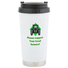 Please Support Your Local Far Travel Mug