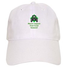 Please Support Your Local Far Baseball Cap