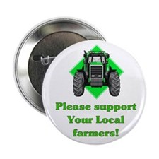 """Please Support Your Local Far 2.25"""" Button"""