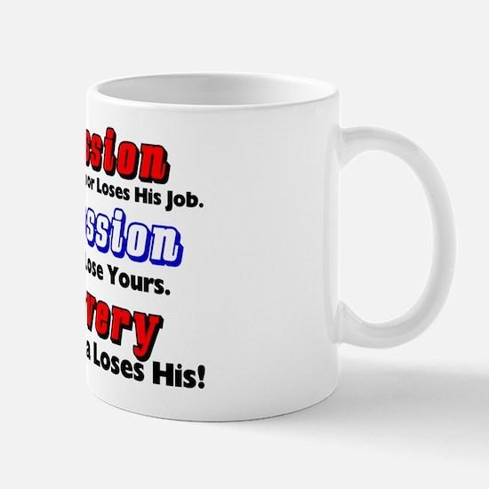 """Recovery"" Mug"