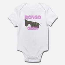 Bongo Geek Infant Bodysuit