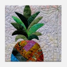 Trudy's Pineapple Tile Coaster