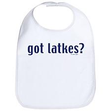 Got Latkes? Bib
