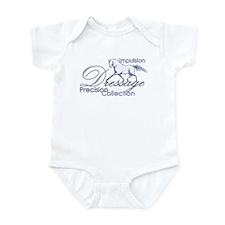 Dressage Horse Infant Bodysuit