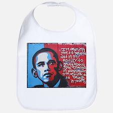 Barack Obama Bib