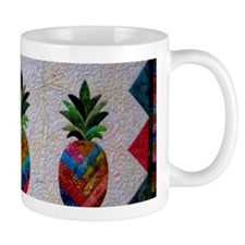 Trudy's Pineapple Small Mugs