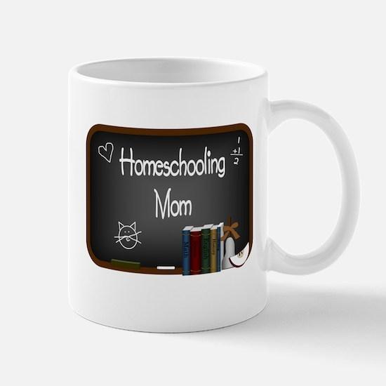 Homeschooling Mom Mug
