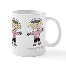 BikerChick: Small Mug