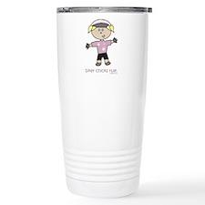 BikerChick: Travel Mug