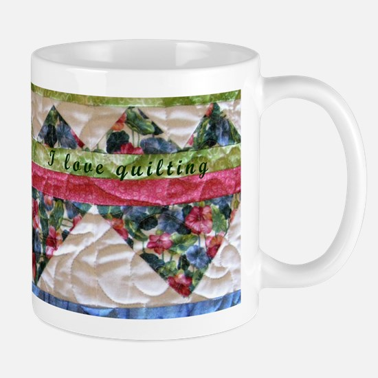 Floral Heart Mug