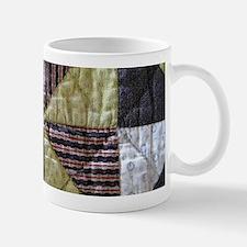 Vintage Underground Rairoad Quilt Mug