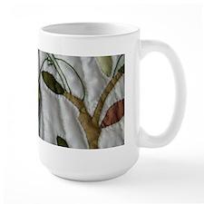 Carol's Floral Applique Mug