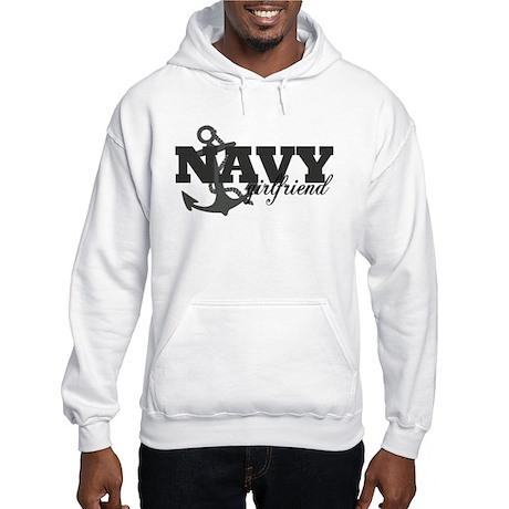 Navy GF Hooded Sweatshirt