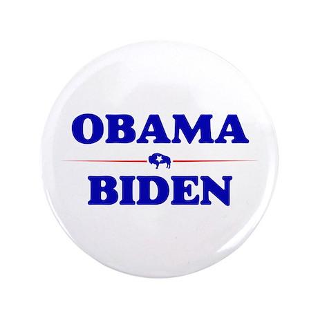 """Obama and Biden 3.5"""" Button"""