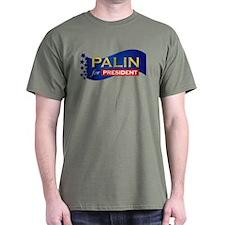 Palin for President T-Shirt