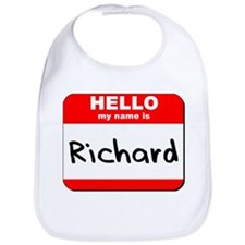 Hello my name is Richard Bib