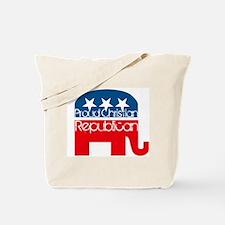 Proud Christian Republican Tote Bag