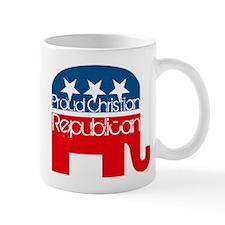 Proud Christian Republican Mug