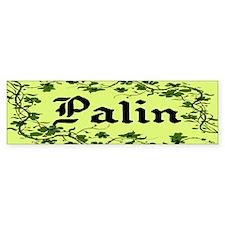 Palin Climbing Ivy Unique Bumper Bumper Sticker