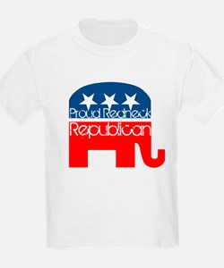 Proud Redneck Republican T-Shirt
