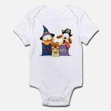 Garfield Trick or Treat Infant Bodysuit