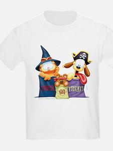 Garfield Trick or Treat T-Shirt