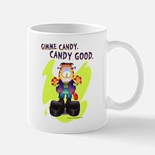 Garfield Gimme Candy Mug