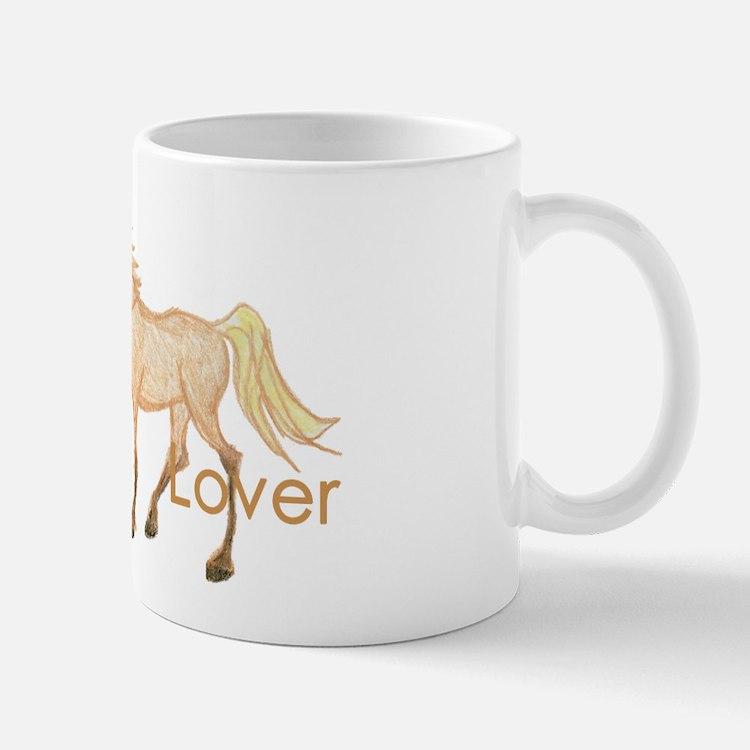 Mountain Horse Small Small Mug
