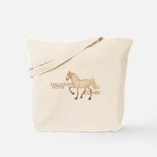Mountain Horse Tote Bag
