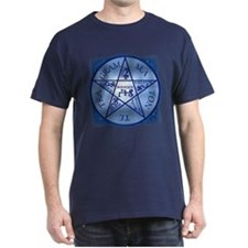 Pentagram of Solomon Tee (Dark)