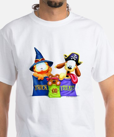 Garfield Trick or Treat Shirt