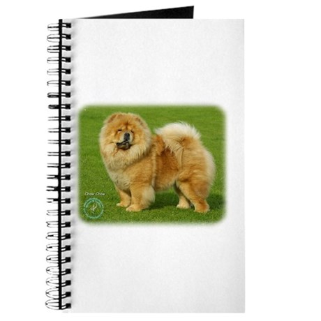 Chow Chow 9B008D-17 Journal