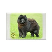Chow Chow 9B008D-25 Rectangle Magnet