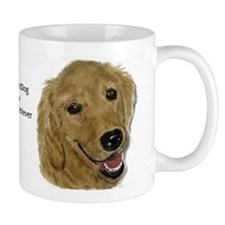 Golden Retriever GrandDog Mug