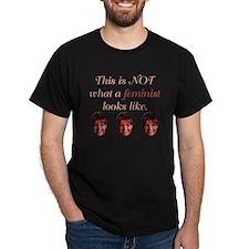 Palin: Not a Feminist T-Shirt