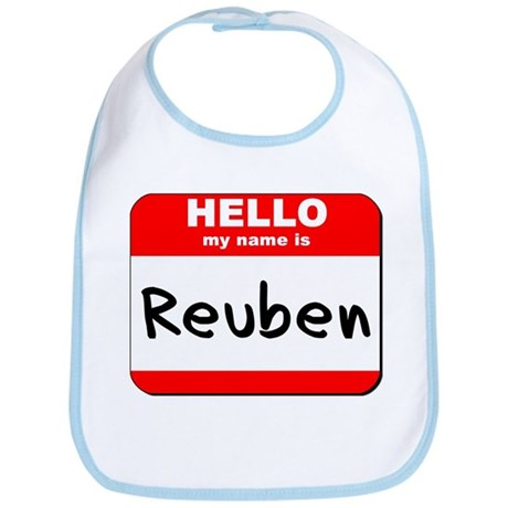 Hello my name is Reuben Bib