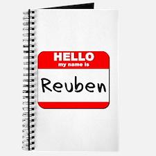 Hello my name is Reuben Journal
