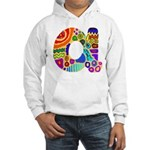 Monogram A Hooded Sweatshirt