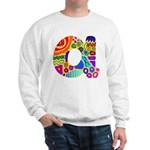 Monogram A Sweatshirt