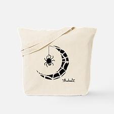 Spidey Moon Tote Bag