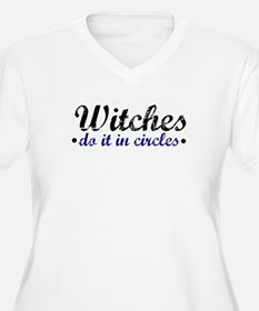 Witches do it in Circles T-Shirt