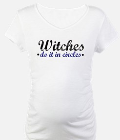 Witches do it in Circles Shirt