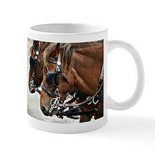 Carriage Horse Mug